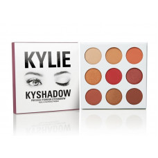 Тени Kylie Kyshadow The Burgundy Palette