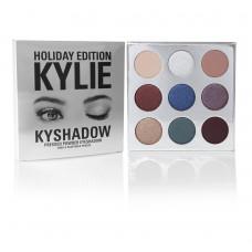 Тени Kylie Kyshadow Holiday Edition